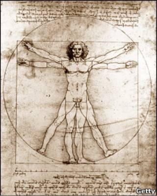 Dibujos anatómicos de Leonardo Da Vinci