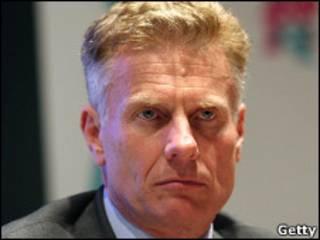پل دایتون مدیر اجرایی کمیته برگزاری مسابقات المپیک و پارالمپیک ۲۰۱۲ لندن