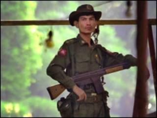 မြန်မာစစ်သား