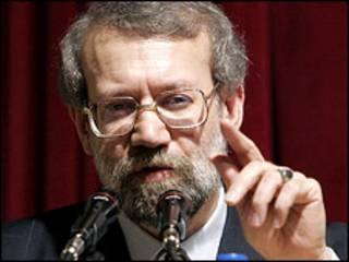 علی لاریجانی، رئیس مجلس شورای اسلامی ایران