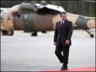 العاهل الأردني عبدالله الثاني