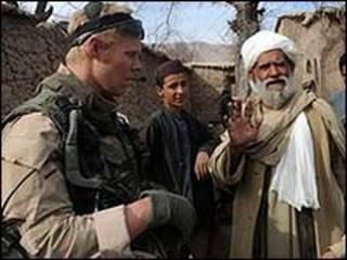 अफ़गानिस्तान में नेटो
