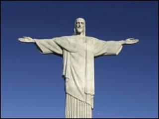 ईसा मसीह की मूर्ति