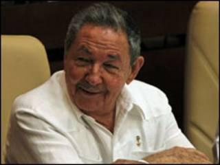 Shugaban kasar Cuba,Mista Raul Castro