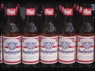 Американский Budweiser