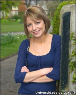 Allison John (Foto: Cortesia Universidade de Cardiff)