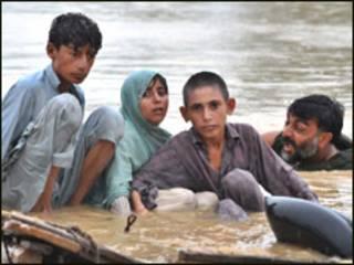 فائل فوٹو، چارسدہ سیلاب