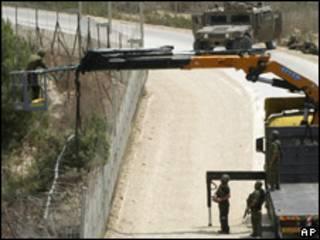 مرز لبنان و اسرائیل