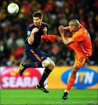 هولندا واسبانيا