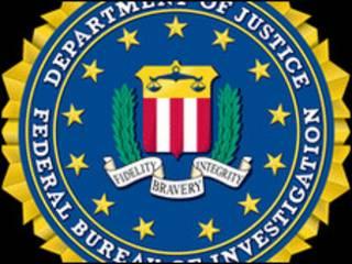Símbolo do FBI