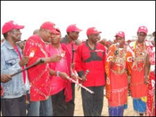 कीनिया में नए संविधान के लिए जनमत संग्रह