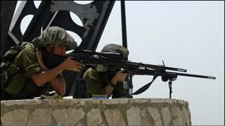 Wanajeshi mpakani mwa Israil na Lebanon