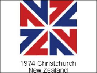 राष्ट्रमंडल खेल-1974 लोगो