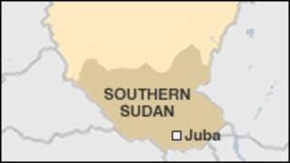 Taswirar Kudancin Sudan