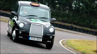 Taxi de hidrógeno para Londres
