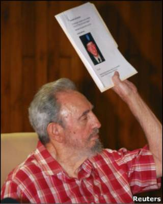 Фидкль Кастро