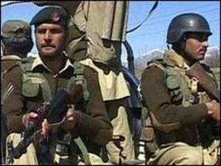 پاکستان چیگره پلیسی
