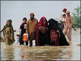 Ambaliyar ruwan Pakistan