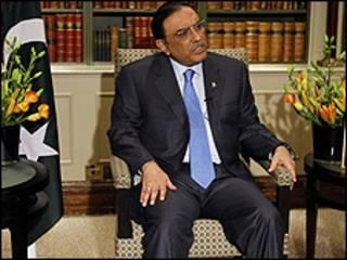 आसिफ़ अली ज़रदारी