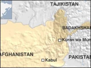 Afghanistan, Badakhsan