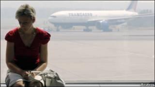 Пассажир в Домодедово