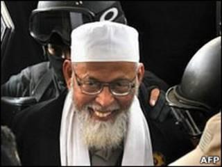 Giáo sĩ Hồi giáo cực đoan Indonesia, Abu Bakar Ba'asyir