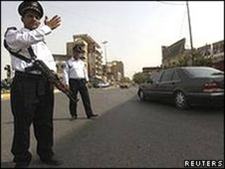 پلیس عراق-آرشیو
