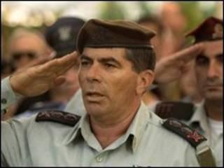 الجنرال أشكنازي