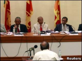 کمیسیون رسیدگی کننده به آخرین سال های جنگ سریلانکا