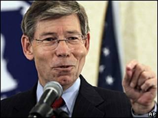 Bill McCollum, fiscal general de Florida