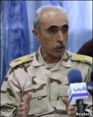 Генерал Зебари