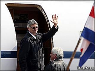 Presidente de Paraguay, Fernando Lugo