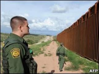 مرز آمریکا مکزیک
