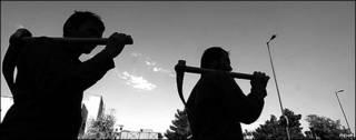 کارگران فصلی در تهران