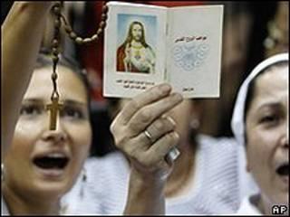 Cristãs no Líbano