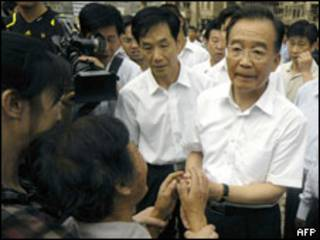 Wen Jiabao, primer ministro de China.