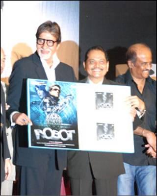 अमिताभ बच्चन और रजनीकांत