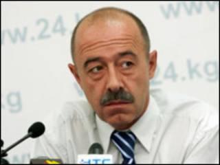 Профессор Александр Князев