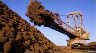 معدنی در استرالیا