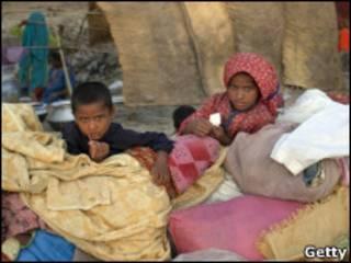 Пакистанские дети