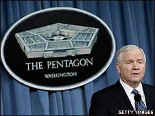 Robert Gates, Secretario de Defensa de EE.UU.