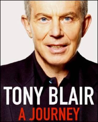 كتاب توني بلير الجديد