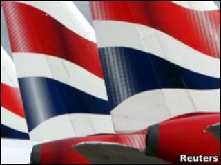 Самолеты компании British Airways