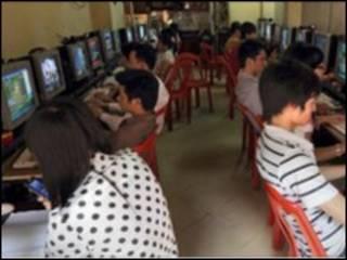Cà phê internet ở Việt Nam