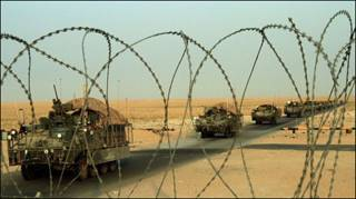 इराक़ से अमरीकी सैनिकों की वापसी