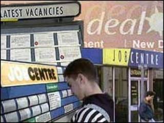 Agência de empregos