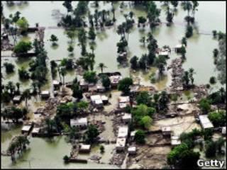 Pakistan flood