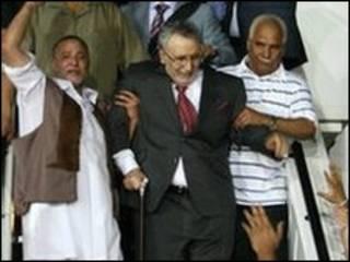 Komawar al-Megrahi kasar Libya bara