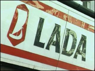 Lada - по-прежнему, одна из самых узнаваемых российских марок на западе