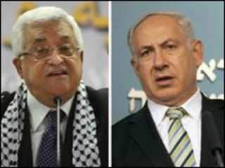 محمود عباس او نتنیاهو